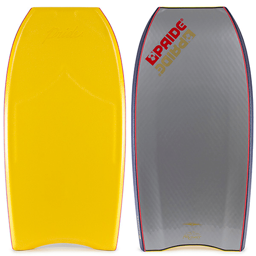 BODYBOARD PRIDE PIERRE LOUIS COSTES - THE ANSWER PP CONTOUR SDC (SINGLE TO DOUBLE CONCAVE) 2xSTRINGER