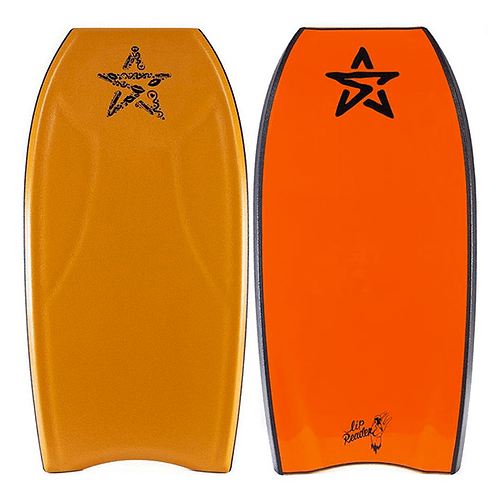 BODYBOARD NICK GORNALL - LIP READER CODE KINETIC PP-HD STEALTH