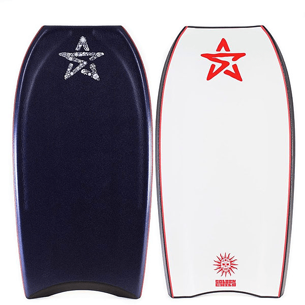 BODYBOARD GEORGE HUMPHREYS - GOLDEN CHILD CODE KINETIC-HD STEALTH