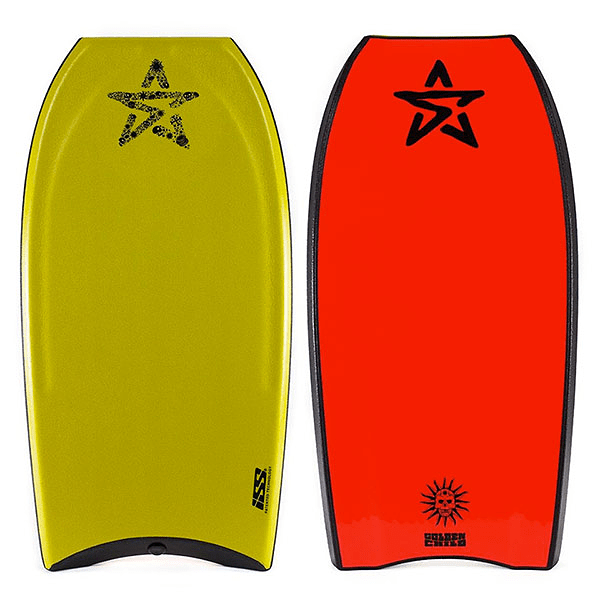 BODYBOARD GEORGE HUMPHREYS - GOLDEN CHILD KINETIC ISS STEALTH