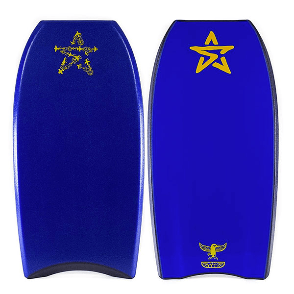 BODYBOARD DAVIS BLACKWELL - WINGASS KINETIC PP STEALTH