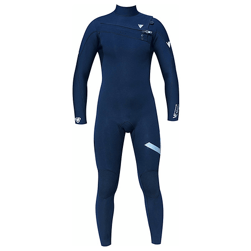 TRAJE SURF VE WETSUITS NEW KAIYOU ECO CZ NEGRO 4/3MM