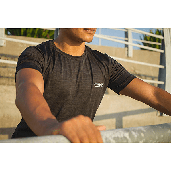 POLERA DRIFT BLACK OZNE COD.10542