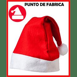 Gorros de Navidad Rojos Económicos $ 3.500
