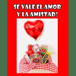 Regalo Sorpresa Feliz Día en San Valentín