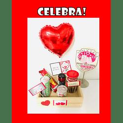 Regalo Sorpresa Celebra San Valentín