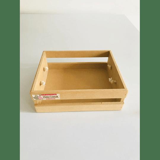 Caja de Madera MDF -Se venden mínimo 50 Unidades 25x20, x8 alto - Image 2