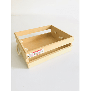 Caja de Madera MDF -Se venden mínimo 50 Unidades 25x20, x8 alto