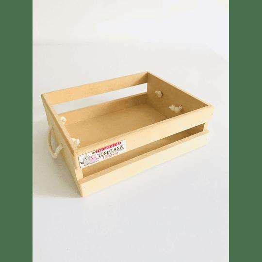 Caja de Madera MDF -Se venden mínimo 50 Unidades 25x20, x8 alto - Image 1