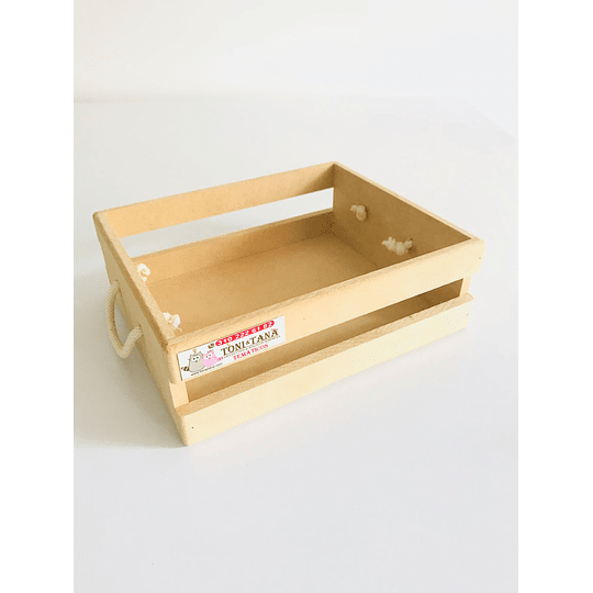Caja de Madera MDF -Se venden mínimo 6 Unidades - Image 1