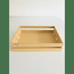 Cajas Para Regalos Sorpresa-Se venden mínimo 100 Unidades 30x30, x8 alto