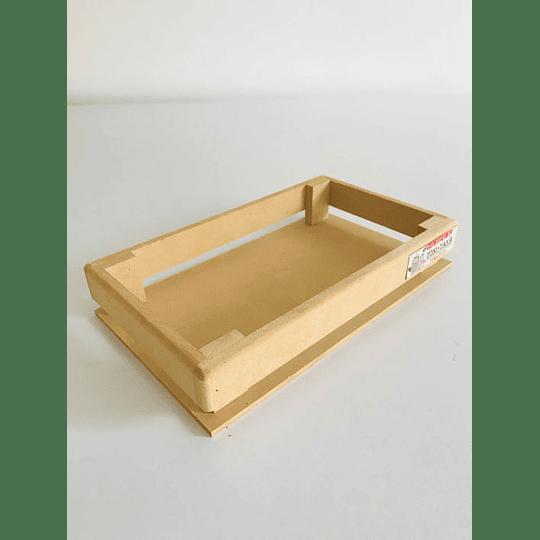 Cajas Para Fresas con Chocolate-Se venden mínimo 50 Unidades 25x15, x4 alto - Image 2