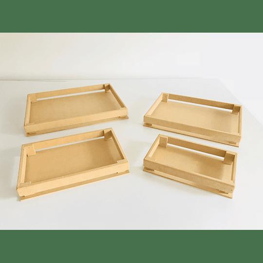 Cajas Para Fresas con Chocolate-Se venden mínimo 6 Unidades - Image 3