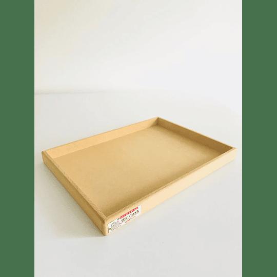 Bandeja Para Desayunos Sorpresa Grande-Se venden mínimo 100 unidades 40x30, x3 alto - Image 2