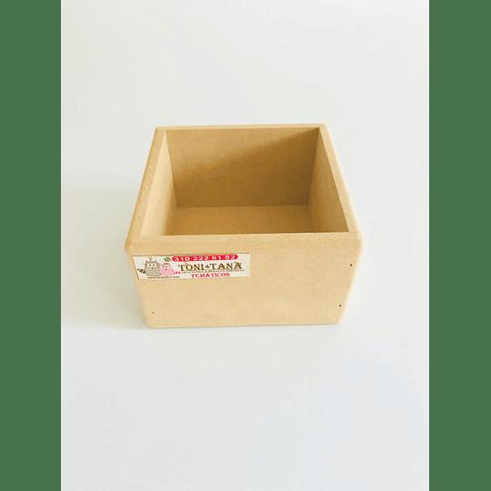 Caja en Madera Para Mug Y Vasos-Se venden mínimo 6 Unidades - Image 3