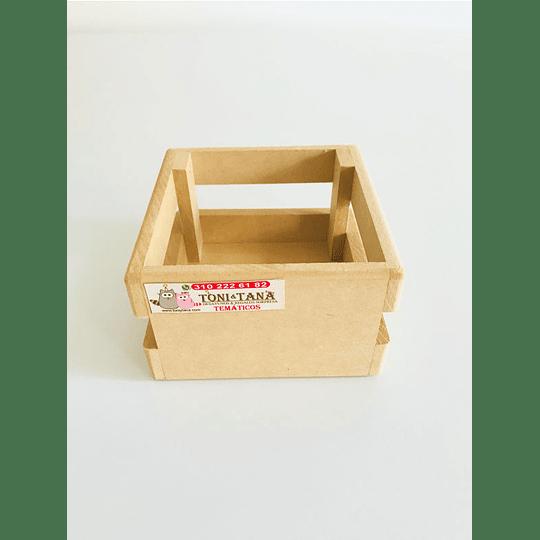 Caja en Madera Para Mug Y Vasos-mínimo 50 Unidades 14x14, x8 alto - Image 7