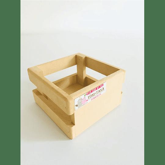 Caja en Madera Para Mug Y Vasos-mínimo 50 Unidades 14x14, x8 alto - Image 8