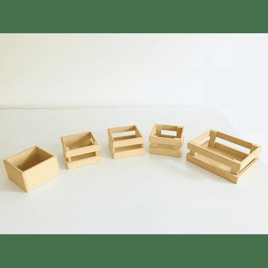 Caja en Madera Para Mug Y Vasos-mínimo 50 Unidades 14x14, x8 alto - Image 9