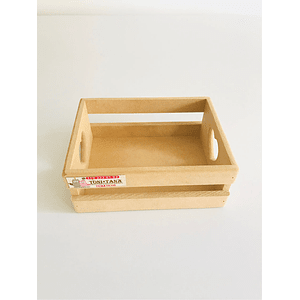 Caja de Madera Regalo Sorpresa Corazón Pequeña-Se venden mínimo 100 Unidades