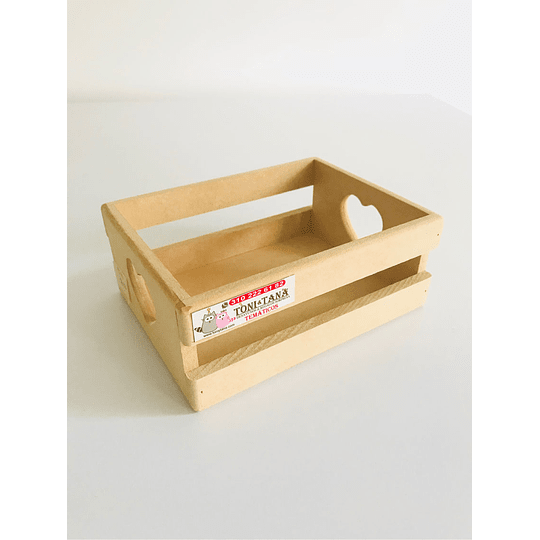 Caja de Madera Regalo Sorpresa Corazón Pequeña-Se venden mínimo 100 Unidades - Image 2