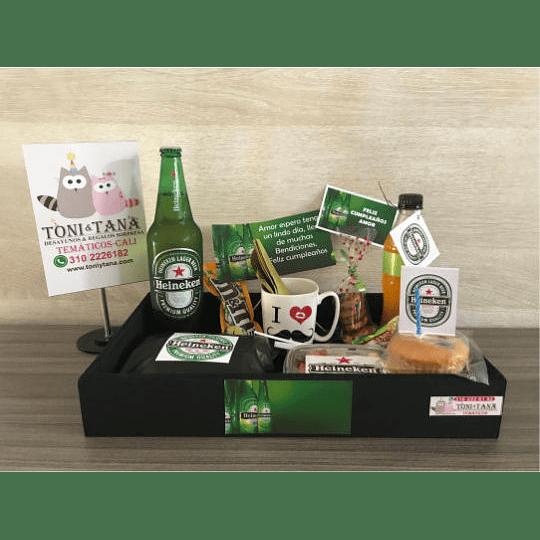 Regalo Sorpresa Para Hombres Heineken - Image 2