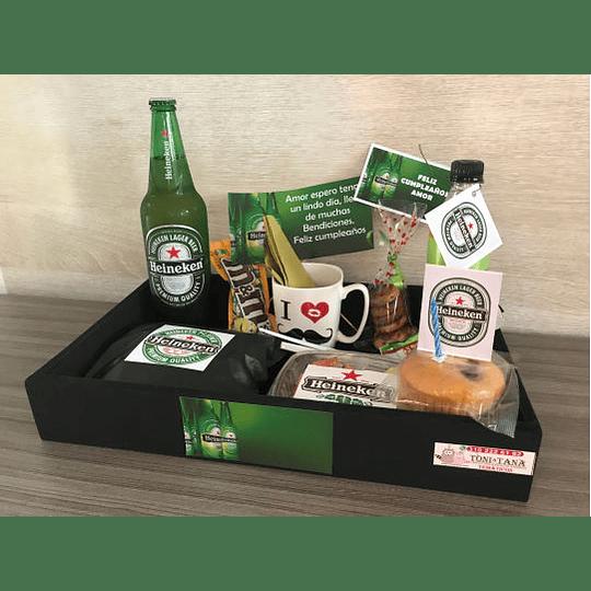 Fotos Regalos De Cumpleanos Para Hombres.Regalo Sorpresa Para Hombres Heineken A Domicilio