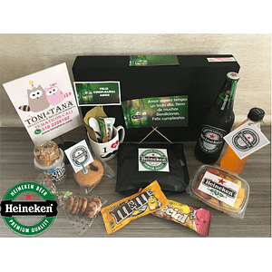 Regalo Sorpresa Para Hombres Heineken