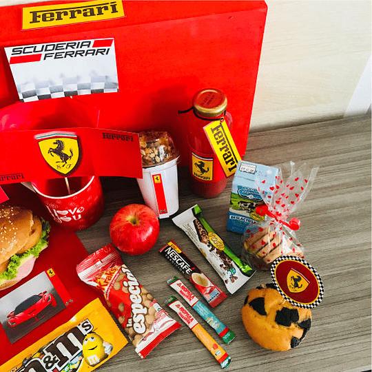 Desayuno Regalo Sorpresa Ferrari Para Él - Image 2