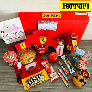 Desayuno Regalo Sorpresa Ferrari