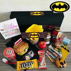 Desayuno Regalo Sorpresa Batman