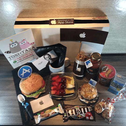 Desayuno Regalo Sorpresa Mac Apple - Image 3