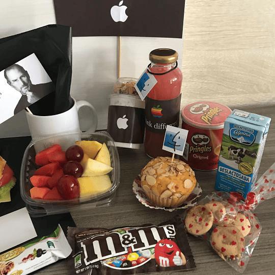 Desayuno Regalo Sorpresa Mac Apple - Image 6