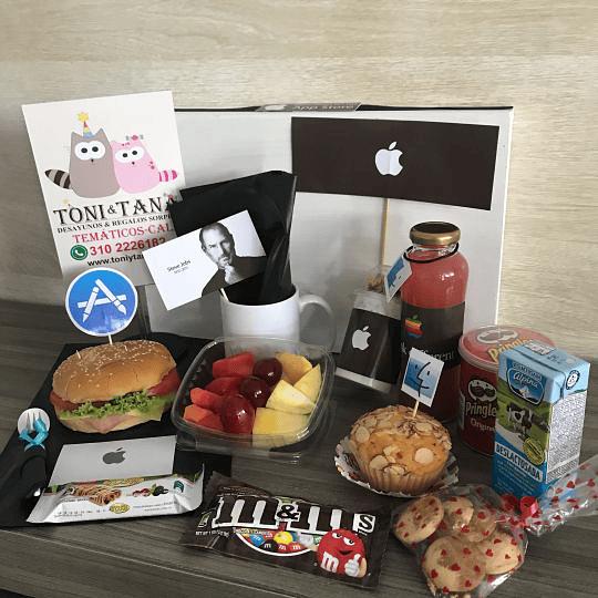 Desayuno Regalo Sorpresa Mac Apple - Image 8