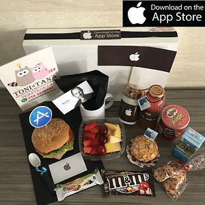 Desayuno Regalo Sorpresa Mac Apple