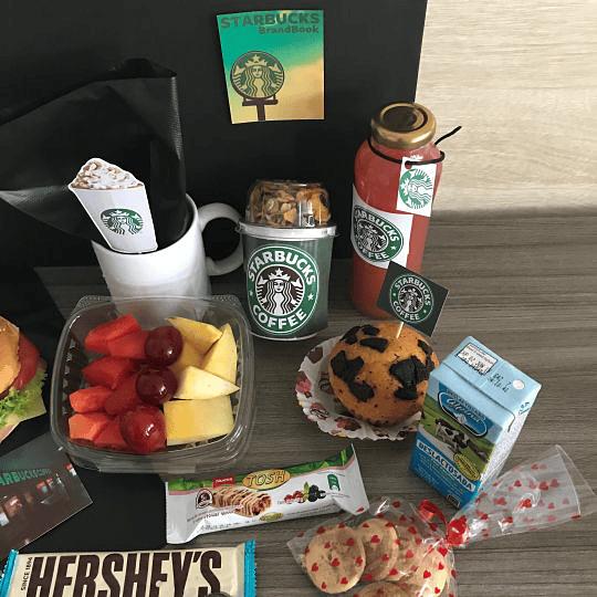 Desayuno Regalo Sorpresa Starbucks - Image 5