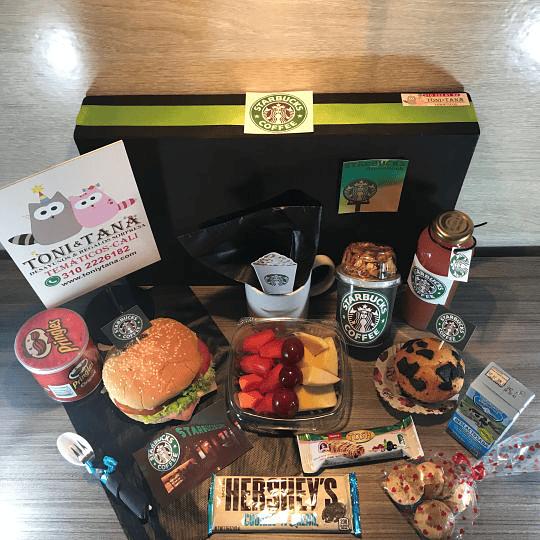 Desayuno Regalo Sorpresa Starbucks - Image 6