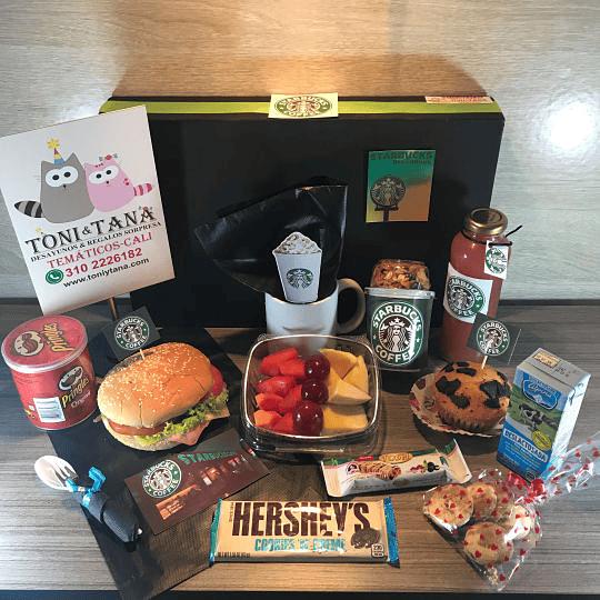 Desayuno Regalo Sorpresa Starbucks - Image 7