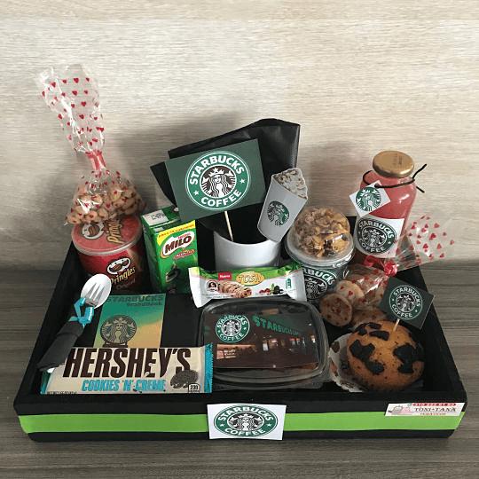 Desayuno Regalo Sorpresa Starbucks - Image 2