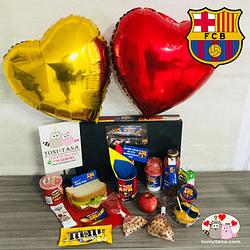 Desayuno Regalo Sorpresa Barcelona Futbol Club