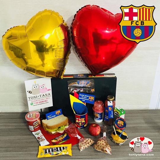 Desayuno Regalo Sorpresa Messi Barcelona Futbol Club - Image 3