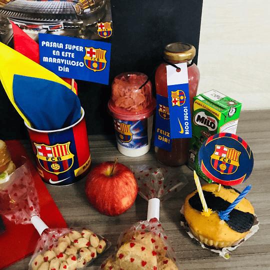 Desayuno Regalo Sorpresa Messi Barcelona Futbol Club - Image 8