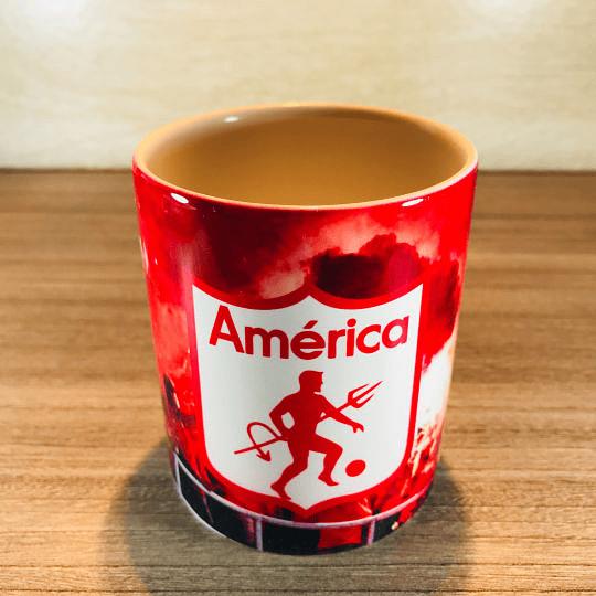 Mugs y Vasos Temáticos y Personalizados América De Cali - Image 2