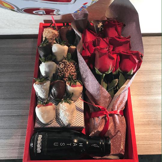 Regalos Sorpresa Rosas Feliz día- Pedido 2 días antes - Image 3