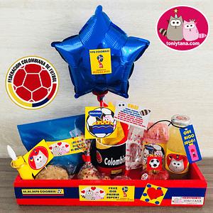 Desayuno Sorpresa Mi Selección Colombia