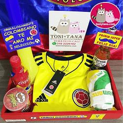 Regalo Sorpresa Viva mi Selección Colombia