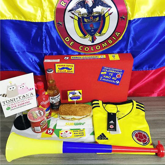 Regalo Sorpresa Viva mi Selección Colombia - Image 2