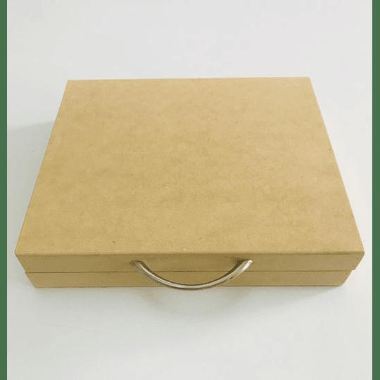 Portafolios en Madera con divisiones-mínimo 50 Unidades 35x25, x 8 alto - Image 4