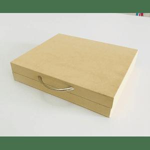 Portafolios en Madera-Se venden mínimo 100 Unidades 40x26, x 11 alto