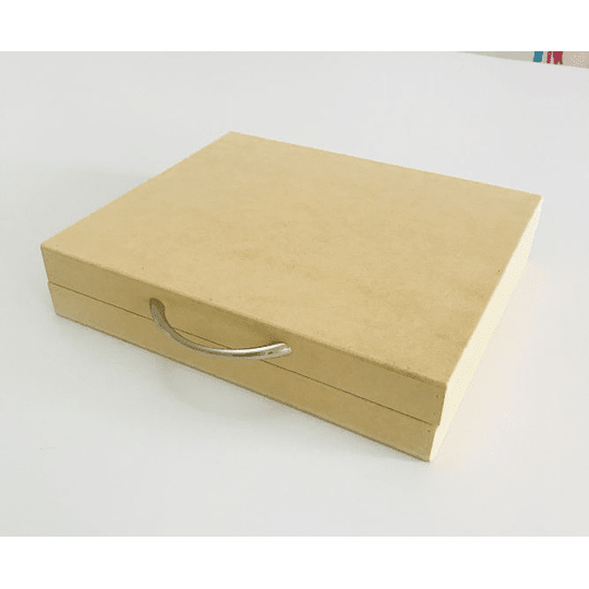 Portafolios en Madera-Se venden mínimo 50 Unidades 40x26, x 11 alto - Image 9