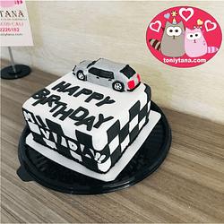 Tortas Temáticas con Diseños Personalizados TONI Y TANA
